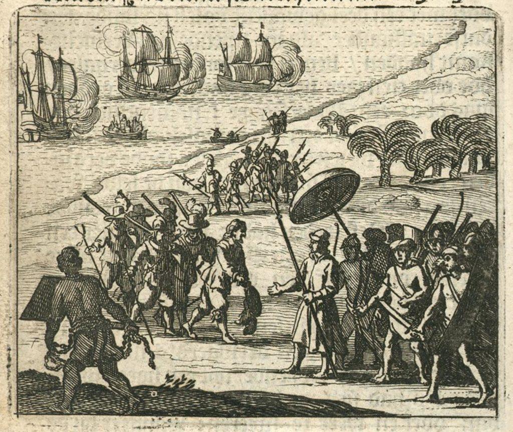 la llegada de los primeros habitantes