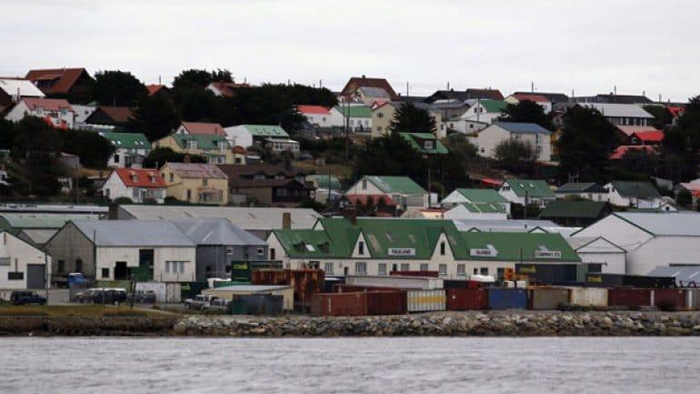 demografía de las islas malvinas