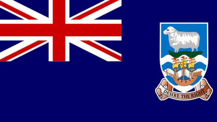 bandera de las islas malvinas