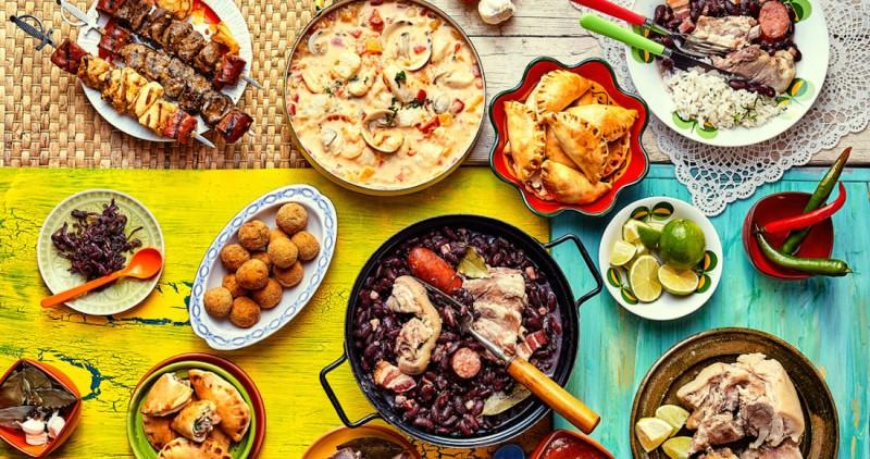 gastronomia tradicional de las islas malvinas