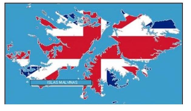 islas Malvinas inglesas