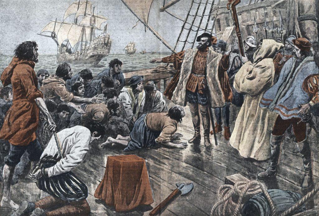 2. La expedición de Magallanes de 1520