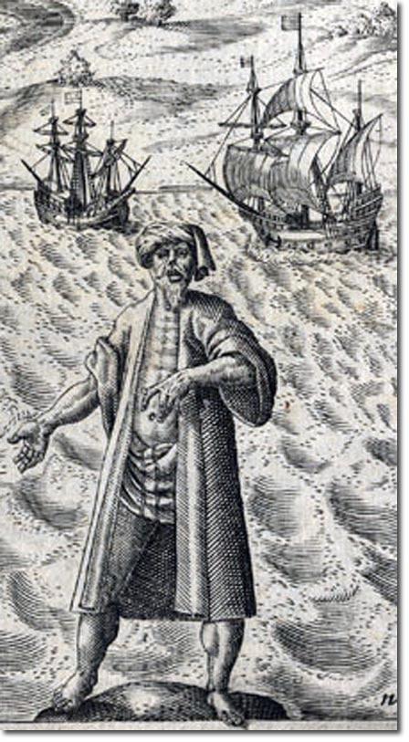 Sebaldo de Weert, 1600
