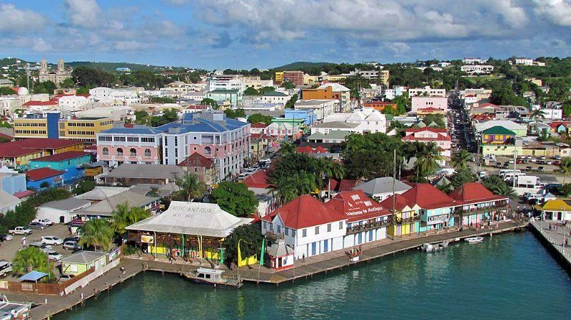 saint john antigua y barbuda