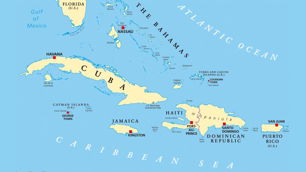 Antillas Menores: lo que aún no sabes de este grupo de islas del Mar Caribe