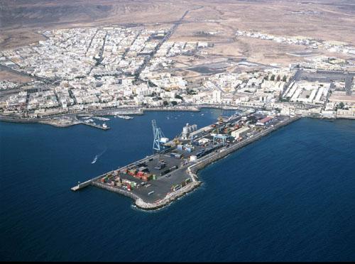 Puerto del Rosario, Capital de Fuerteventura