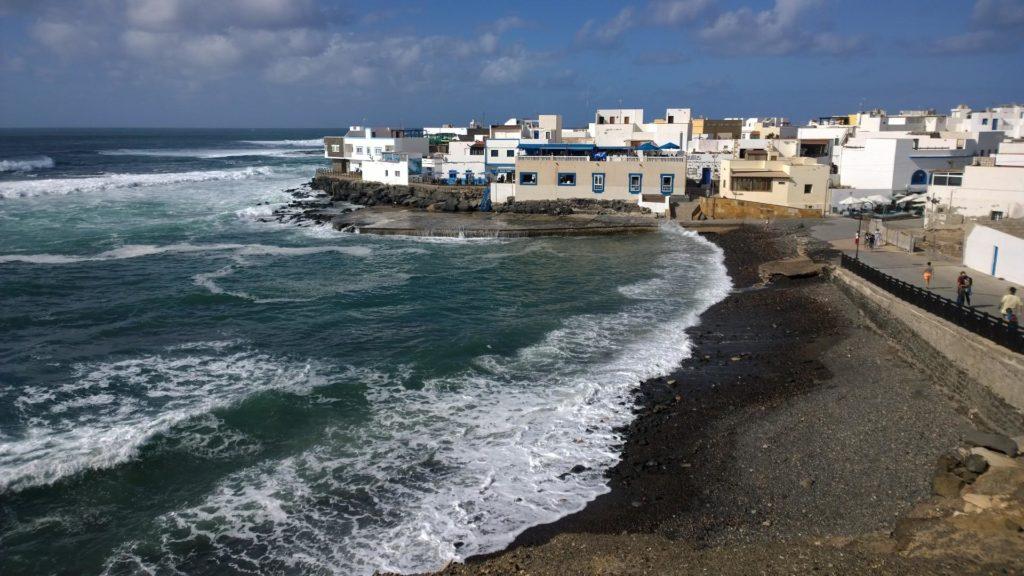 pueblo de el cotillo en fuerteventura