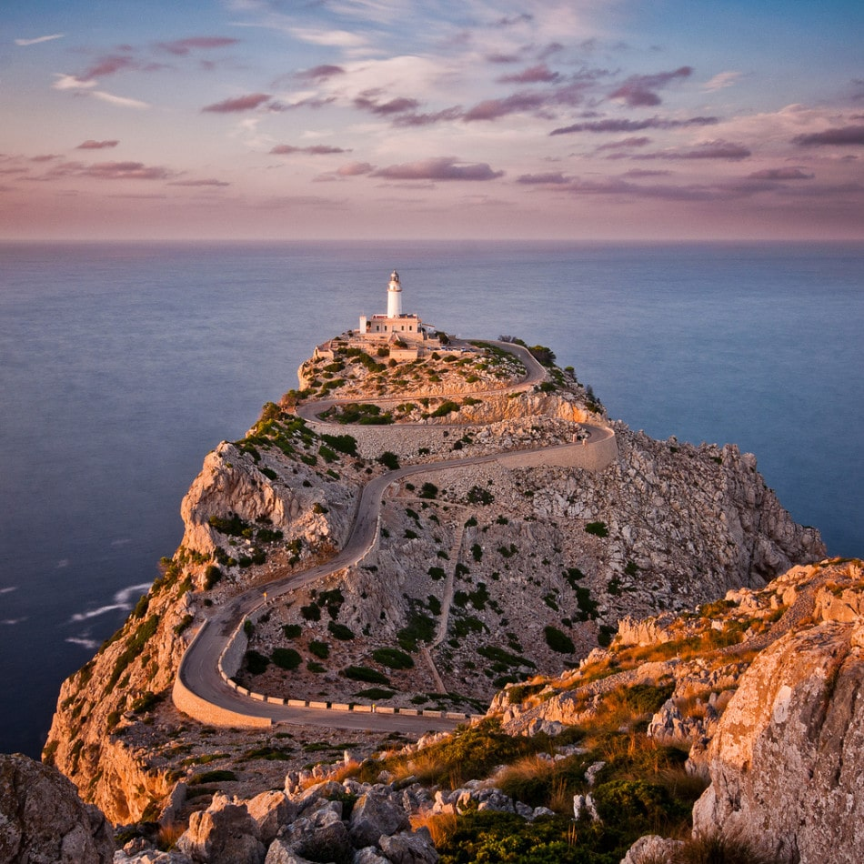 las Islas Baleares, cap de formentor