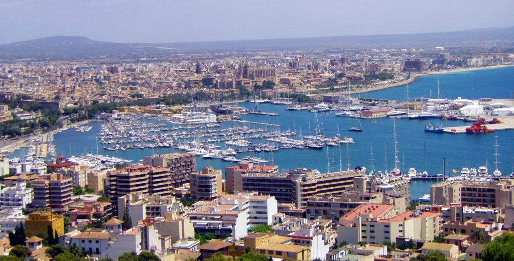 población de las Islas-Baleares