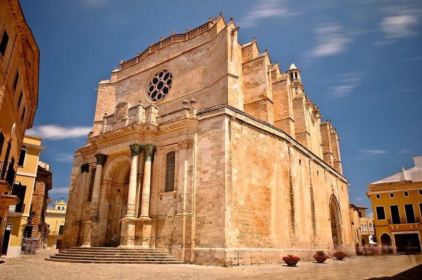Catedral de Menorca -CiutadelladeMenorca