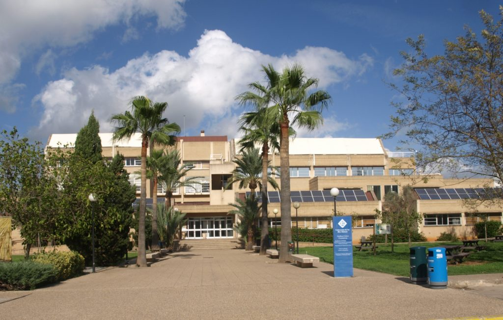 campus de la universidad de las islas baleares