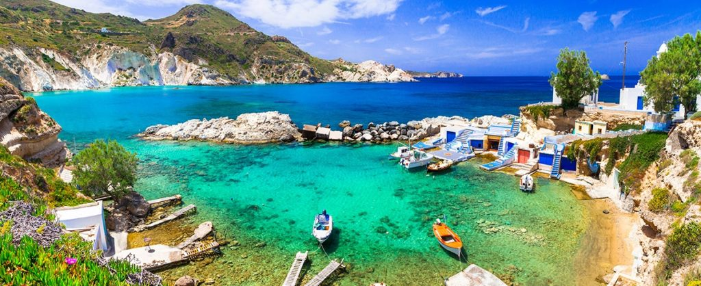articulo sobre las Islas de Grecia