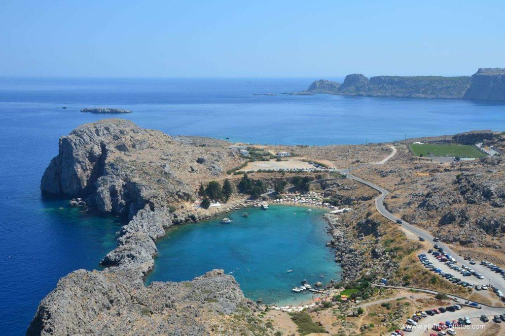 turismo en la Isla de Rodas