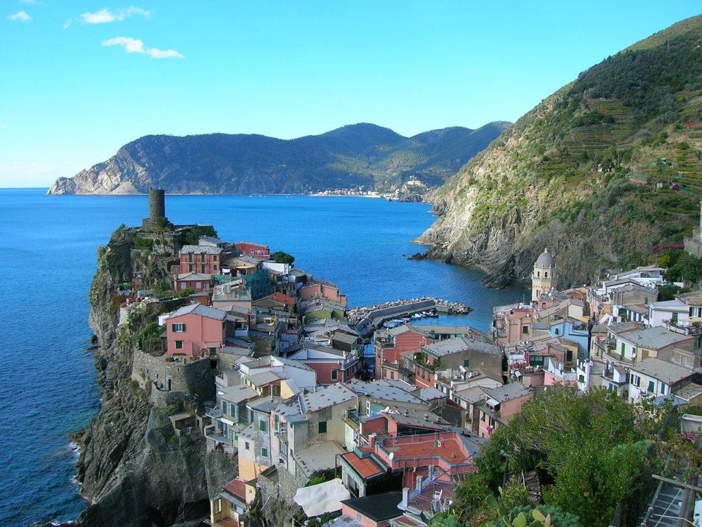 Isla griega de itaca