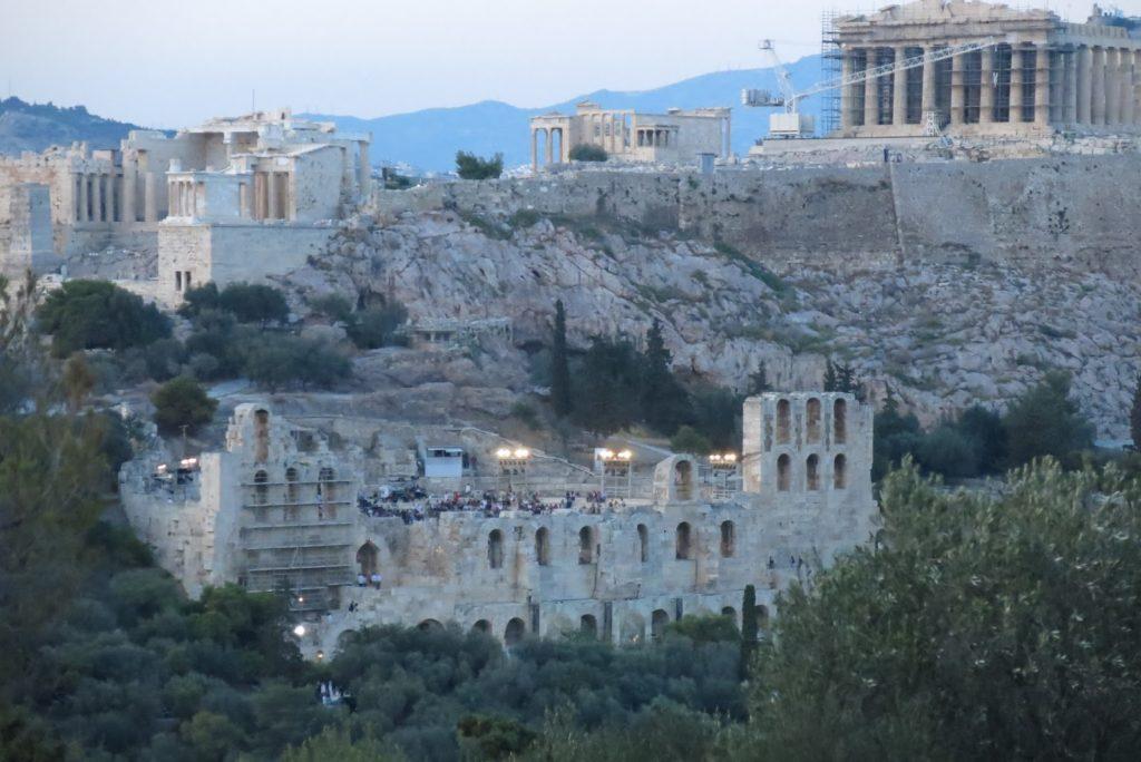 Ubicación geográfica de las islas de grecia