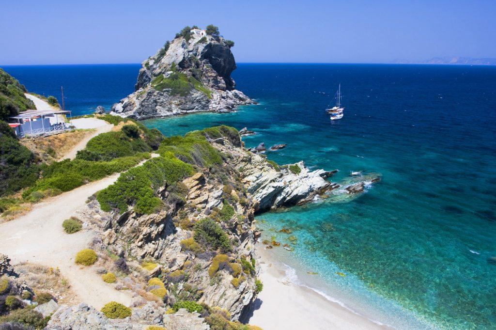 Las islas del mar Egeo