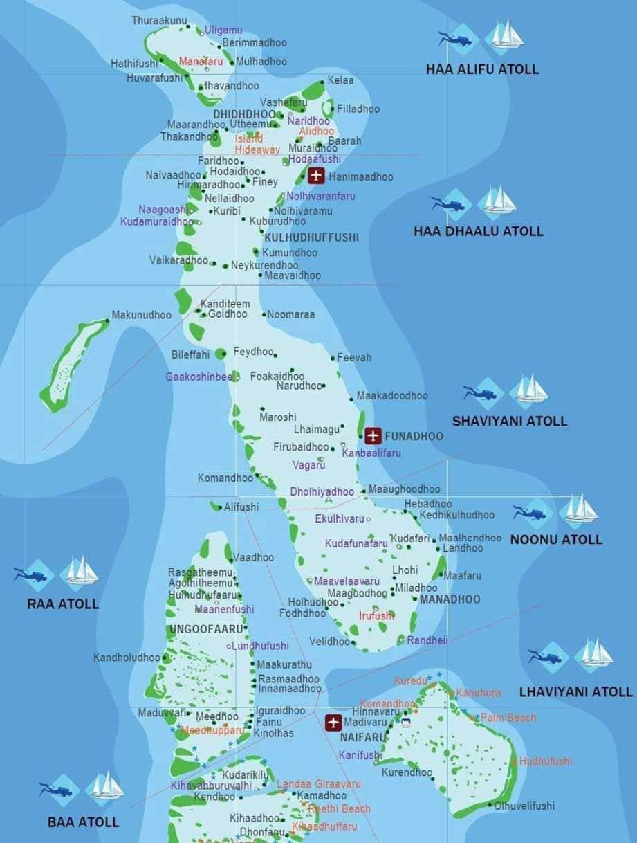 Maldivas Historia Ubicacion Clima Capital Playas Islas Y Mas