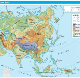 Conoza cuáles son las principales Penínsulas de Asia y todo sobre ellas