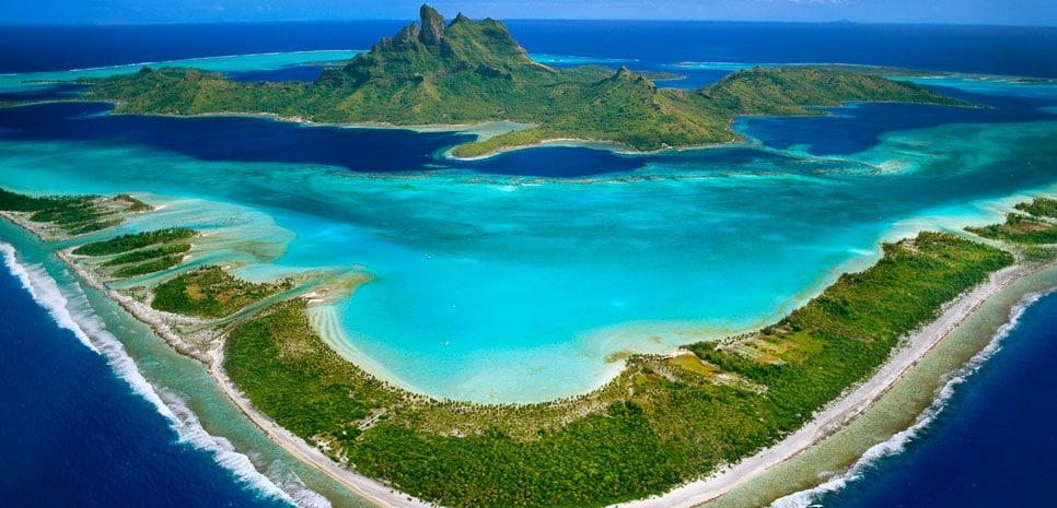 Polinesia Francesa Historia Ubicacion Lugares Turisticos