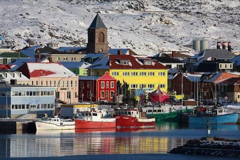 San Pedro y Miquelon: mapa, bandera, capital, lugares turisticos y mucho más