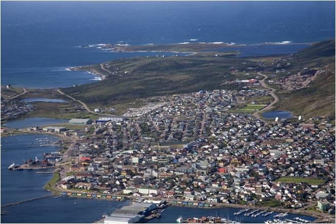 historia de San Pedro y Miquelon