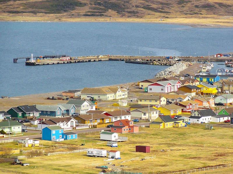 lugares turisticos de San Pedro y Miquelon