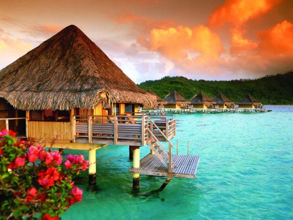 Tahití: historia, ubicación, clima, lugares turísticos, playas, bandera y más