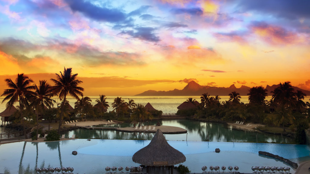 la historia política de tahiti