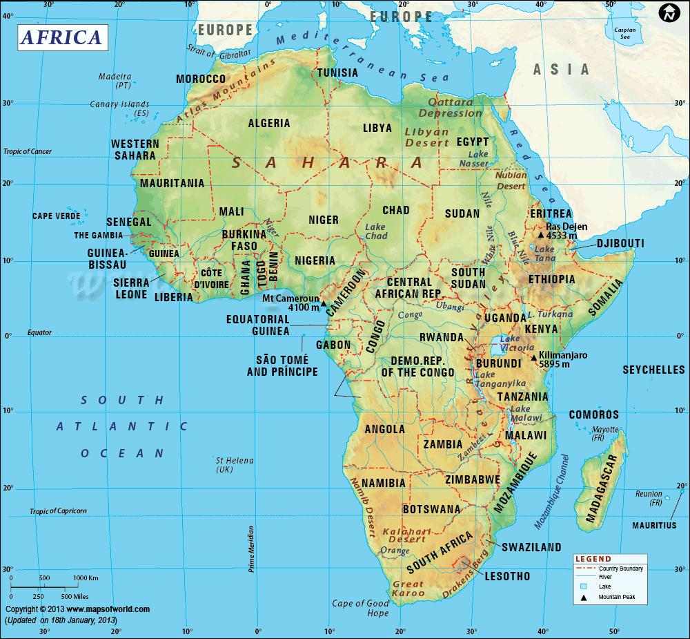 Conozca Cuales Son Las Mejores Islas De Africa Y Todo Sobre