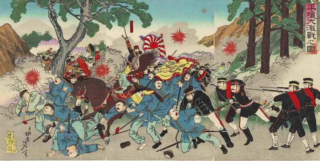 la invasión de Manchuria