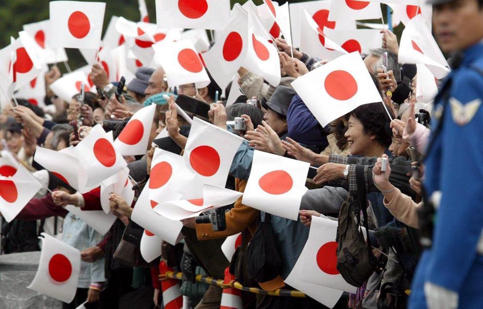 población de japon