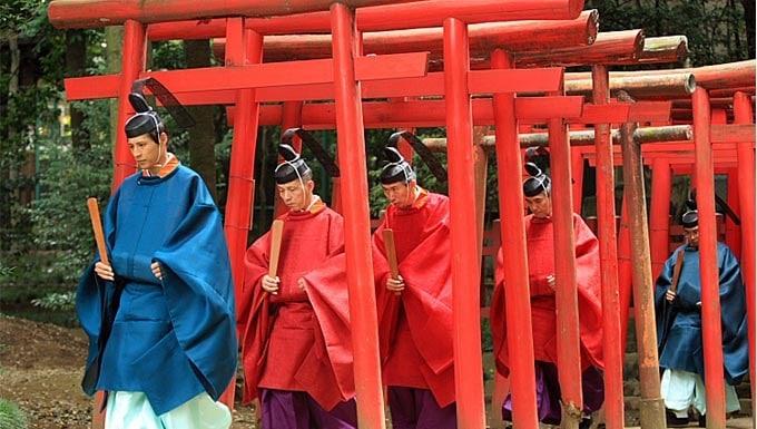 religión de japon
