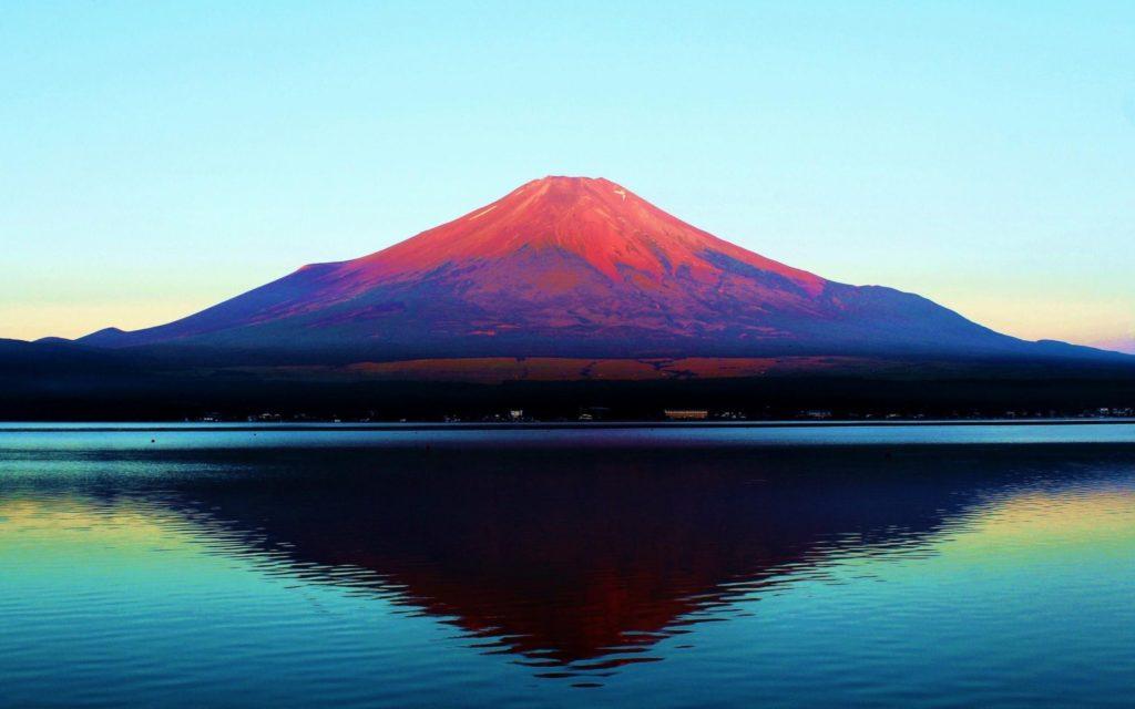 actividad volcánica de japon