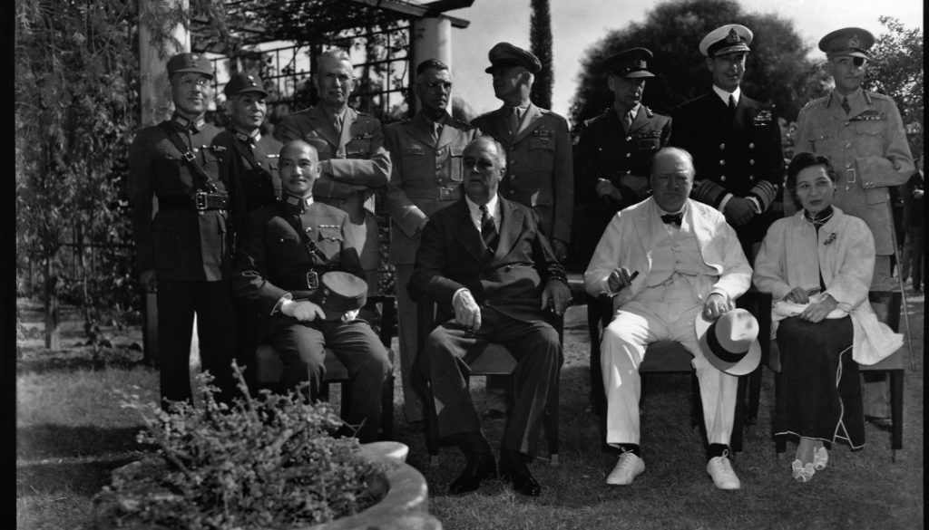 se funda un gobierno títere (Manchukuo)