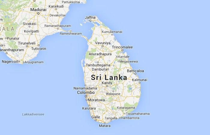 Sri Lanka Historia Capital Ubicacion Turismo Playas Religion