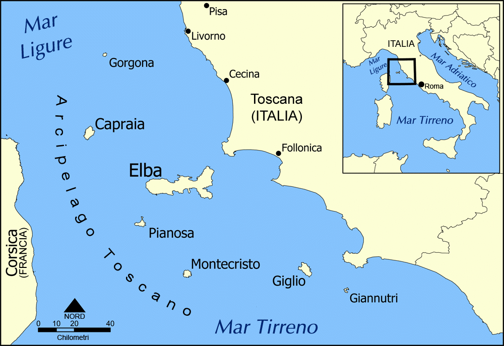 Archipiélago Toscano