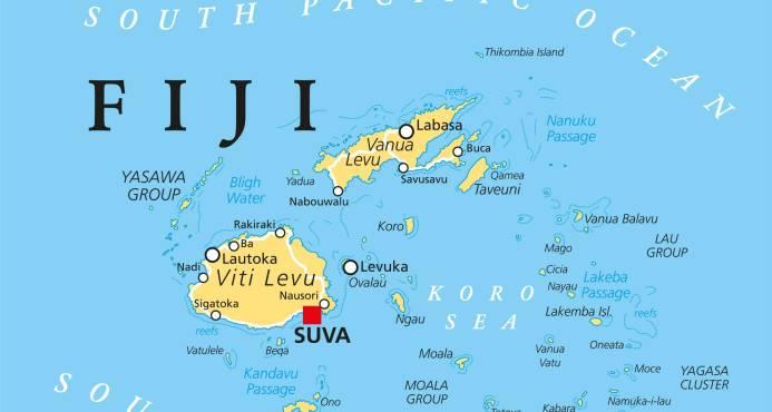 Isla Fiji Historia Clima Ubicacion Turismo Islas Y Mas
