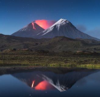 Península de Kamchatka: mapa, sitios turísticos y mucho más