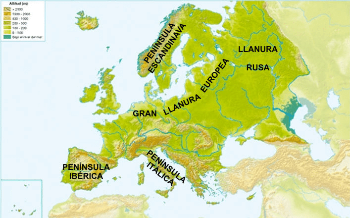 foto de Conozca cuáles son las principales Penínsulas de Europa