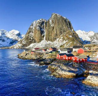 Islas Lofoten: ubicación, mapa, clima turismo y mucho más