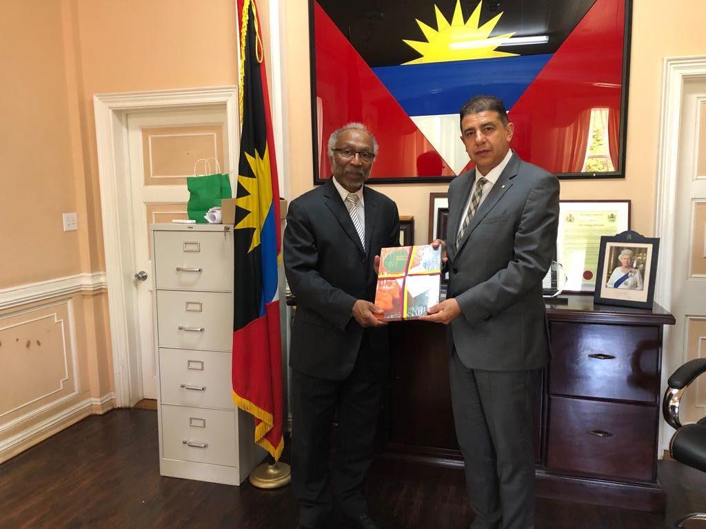 gobierno de antigua y barbuda