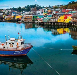 Chiloe: historia, clima, turismo, ubicación, isla, iglesias, habitantes y más