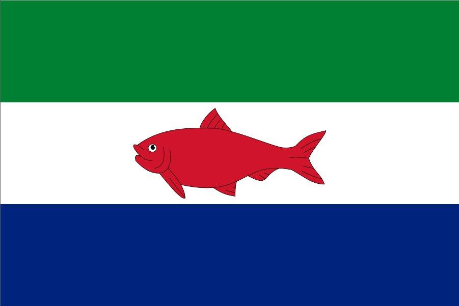bandera de las dependencias federales