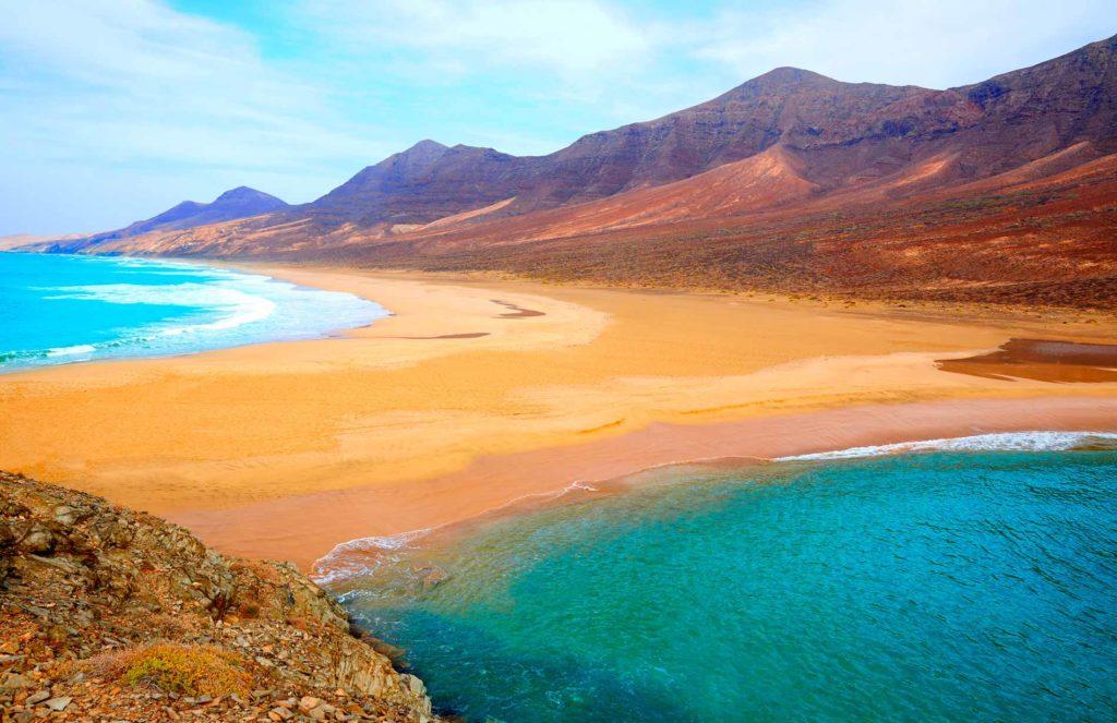Fuerteventura: clima, lugares turísticos, playas, habitantes, volcanes, capital y más