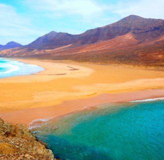 Fuerteventura: clima, lugares turísticos, habitantes, volcanes, capital y más