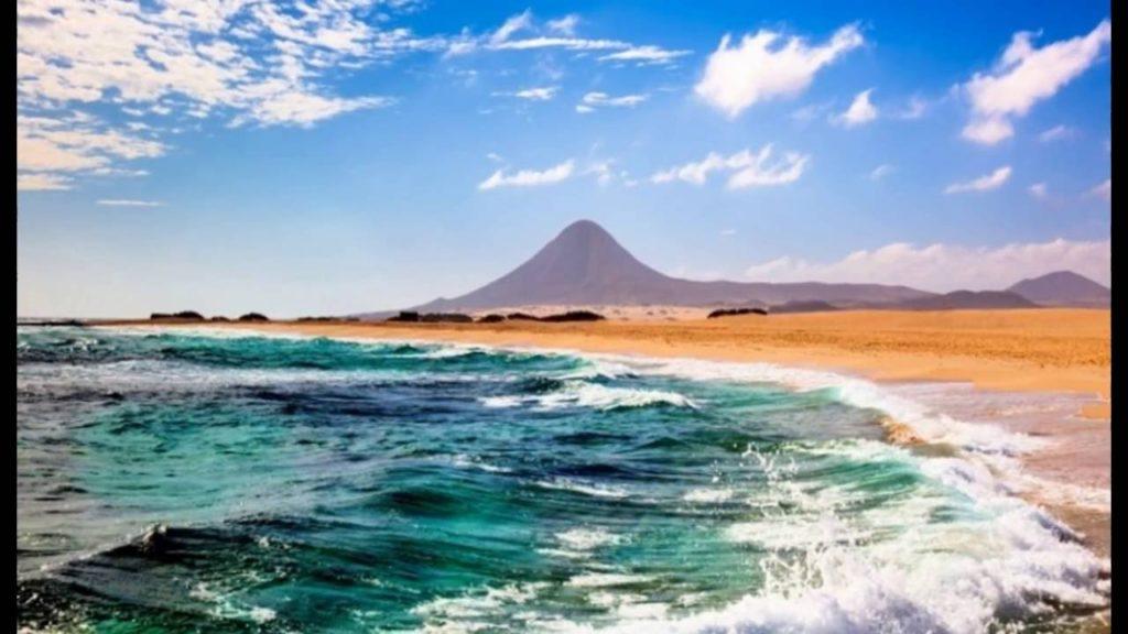 El ambiente de Fuerteventura es árido