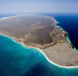 Conozca la Isla La Tortuga, Venezuela, una de las dependencias federales.