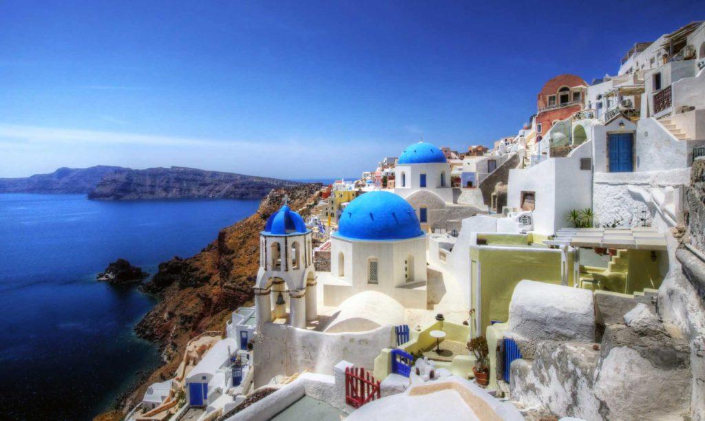 Isla Santorini: historia, ubicación geográfica, mapa, lugares turísticos y mucho más
