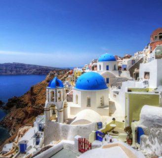 Isla Santorini: historia, ubicación geográfica, mapa, lugares turísticos y más