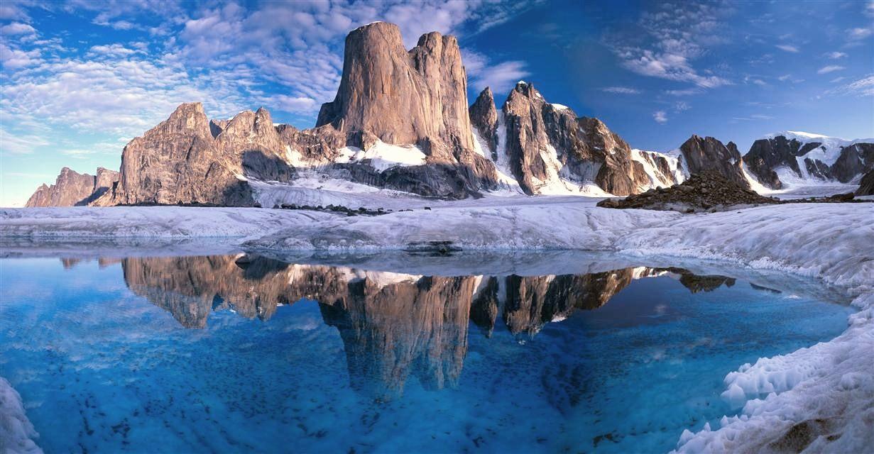 La misteriosa isla de Baffin